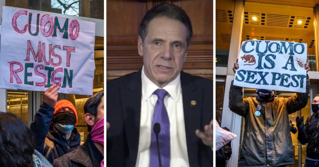 New York, da icona anti-Trump a despota paternalista: la parabola di Andrew Cuomo, affossato dai morti per Covid e dalle accuse di molestie