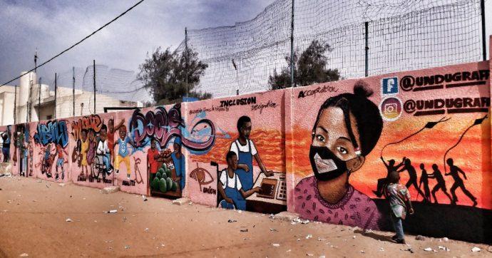A Dakar la street art per raccontare che la disabilità non deve escludere. Il progetto dell'Agenzia italiana per la cooperazione