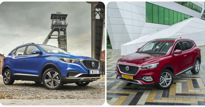 MG torna in Italia con due modelli. E una nuova rete commerciale per il nostro Paese