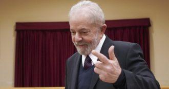 Brasile, annullate tutte le condanne di Lula: l'ex presidente eleggibile per le presidenziali 2022. La decisione della Corte suprema