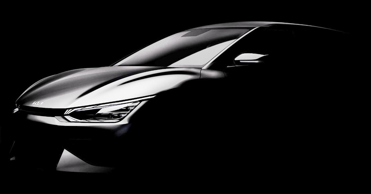 Kia EV6, ecco i primi teaser della nuova 100% elettrica coreana – FOTO