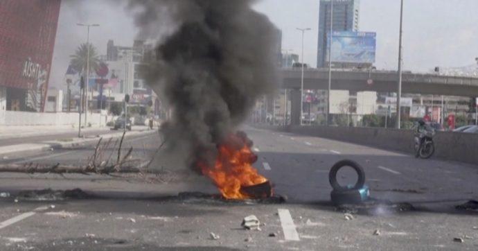 In Libano accuse di terrorismo e corte marziale per i manifestanti