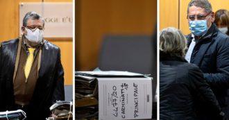 Mondo di mezzo, Salvatore Buzzi condannato a 12 anni e 10 mesi nell'appello-bis. A Massimo Carminati 10 anni