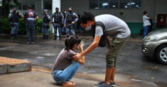 Covid, Brasile al collasso: occupato l'80% dei posti in terapia intensiva. Il partito laburista chiede l'interdizione di Bolsonaro