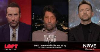"""Massimo Cacciari ad Accordi&Disaccordi (Nove): """"Il governo Conte è fallito perché non faceva niente. Draghi si impegni sui ristori"""""""