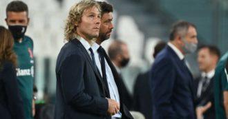 Pavel Nedved furioso dopo Juve-Sassuolo: le grida contro il campo e Andrea Agnelli