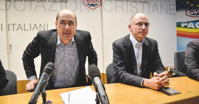 Enrico Letta è l'ultima opportunità per il Pd