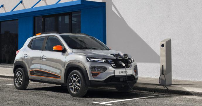 Dacia Spring, al via gli ordini dell'auto elettrica da meno di diecimila euro