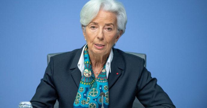"""Bce aumenta """"significativamente"""" gli acquisti di titoli per contrastare la crisi economica. Tassi restano fermi"""