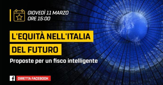 """Alla Camera il convegno """"L'equità nell'Italia del futuro. Proposte per un fisco intelligente"""". Tra i temi la tassa sulle grandi ricchezze"""