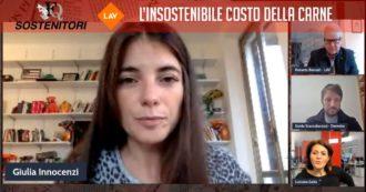 """L'insostenibile costo della carne, Innocenzi: """"Non produciamo diversamente dagli altri. Impatto devastante in tutto il mondo, anche in Italia"""""""