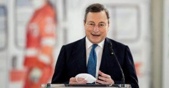 Giornata vittime del Covid, Draghi a Bergamo per l'inaugurazione del Bosco della Memoria: segui la diretta tv