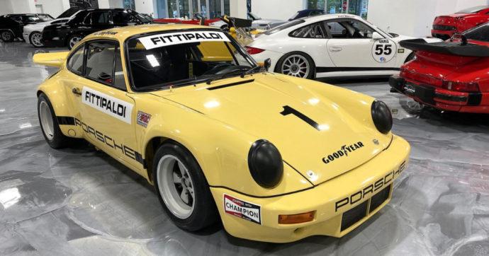 La Porsche di Pablo Escobar va in vendita in Florida a 2,2 milioni di dollari