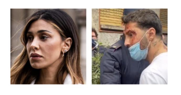 """Belen Rodriguez difende Fabrizio Corona: """"Ho pianto tanto. Va curato non portato in galera"""". Poi posta una petizione"""