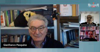 """Gianfranco Pasquino: """"Renzi? Un disastro per il centrosinistra e per la cultura politica del paese. Ha distrutto senza costruire"""""""