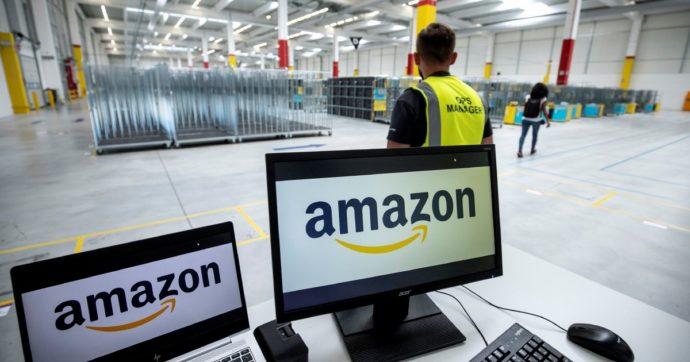 Amazon dà un ottimo servizio, ma per chi ci lavora non credo potrebbe andar peggio