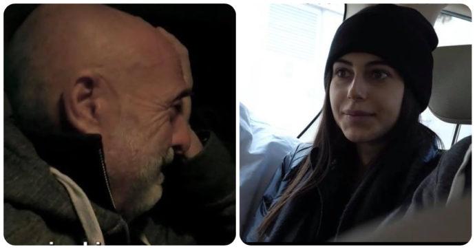 """Paolo Brosio e la fidanzata Marialaura a Medjugorje. Lui scoppia a piangere: """"Mi ha salvato"""""""