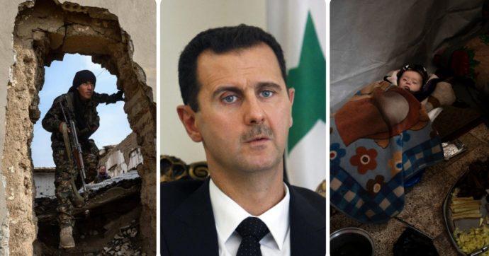 """""""Siria, 10 anni di guerra travolti da un silenzio assordante: le torture del regime di Assad inghiottono ancora il dissenso"""""""