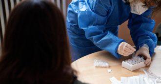 Coronavirus, i dati di oggi – 26.062 nuovi casi su 372.944 tamponi. Altri 317 morti e 497 pazienti in più ricoverati in area medica