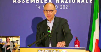 """Pd, Letta: """"Insopportabile che ci siano paradisi fiscali in Europa, non devono più esistere"""""""
