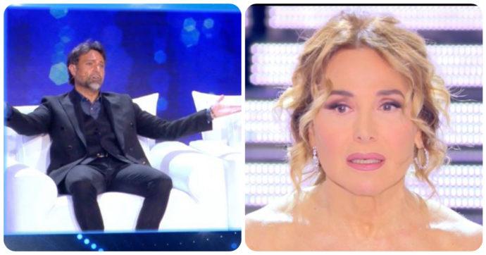 """Live Non è la D'Urso, Pietro Delle Piane rivela: """"A Temptation Island seguivo un copione"""". Barbara D'Urso in imbarazzo, reagisce così"""