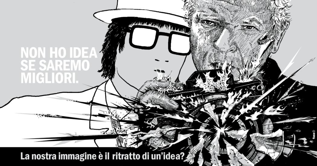 L'Uomo Che Non Ha Idea incontra Efrem Raimondi e tutti gli ingenui che non delegano ai migliori le migliori idee