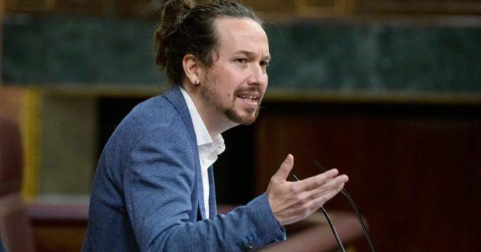Spagna, Iglesias si dimette da vice di Sanchez per candidarsi alla presidenza della comunità di Madrid