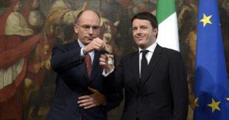"""A Renzi servono 36 ore per commentare l'elezione di Letta a segretario del Pd: """"Scelta equilibrata. Linea Zingaretti confusa"""""""