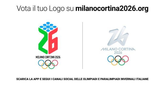 Milano-Cortina 2026, perché è sbagliato che il logo delle olimpiadi sia scelto col voto popolare
