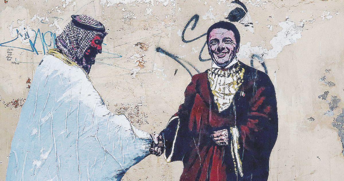 Agnelli e Renzi d'Arabia: il Rinascimento diffamato