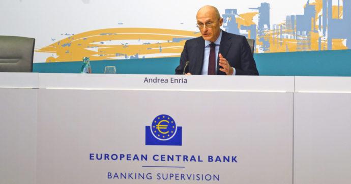 """Enria (Bce): """"Via libera ai dividendi bancari dall'autunno. Più tempo per rafforzare capitale"""""""