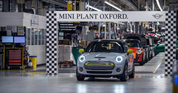 """Mini, l'indiscrezione: """"dal 2030 produzione e vendita solo di modelli elettrici"""""""