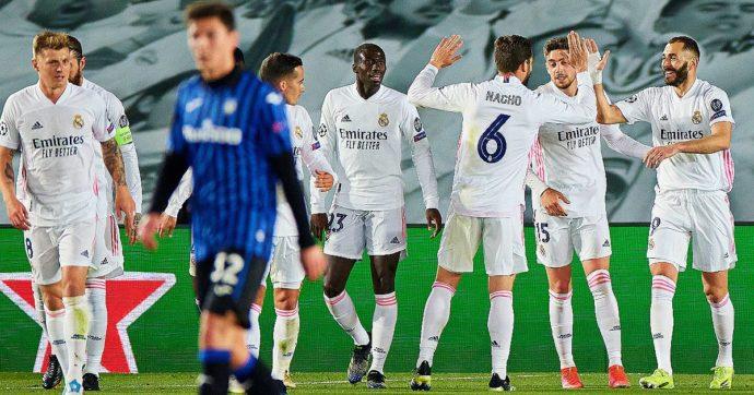Real Madrid-Atalanta 3-1, si spegne l'ultima speranza italiana in Champions: Ramos e compagni semplicemente superiori
