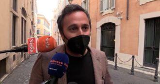 """Gualtieri candidato a Roma, Battelli (M5s): """"Rinunciare a Raggi? Un passo alla volta, non dobbiamo ragionare su singole città"""""""