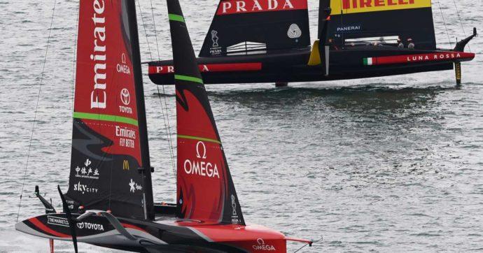 America's Cup, finisce il sogno di Luna Rossa: New Zealand vince la regata decisiva e si conferma campione