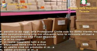 """""""I prodotti fanno schifo, alla Protezione civile non ho detto nulla"""". Truffa alla Regione Lazio sui dispositivi di protezione: le intercettazioni"""