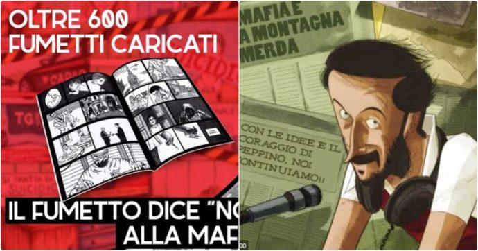 """""""Il fumetto dice no alla mafia"""", il concorso nazionale che chiede agli studenti di raccontare con i disegni le vittime dei clan"""