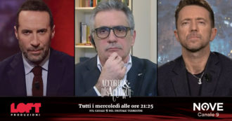 """Astrazeneca, Fabrizio Pregliasco ad Accordi&Disaccordi (Nove): """"Farei vaccinare un mio famigliare domani? Assolutamente sì"""""""