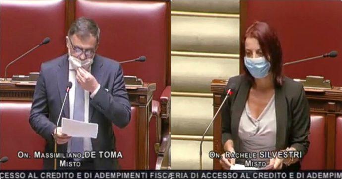 Due deputati ex M5s passano a Fratelli d'Italia: Massimiliano De Toma e Rachele Silvestri