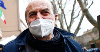 """Pd, Bersani: """"Ora non torno, Letta ha già altri problemi. Serve un nuovo centrosinistra alleato col M5s se vogliamo vincere"""""""