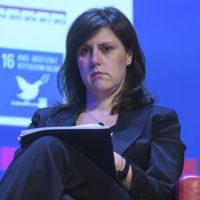 CHIARA BRAGA COORDINATRICE INTERGRUPPO PARLAMENTARE SVILUPPO SOSTENIBILE