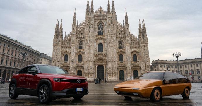 Mazda, la storia della MX-81 firmata Bertone raccontata in un docufilm