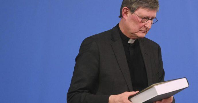 """Germania, centinaia di vittime di abusi nella diocesi cattolica di Colonia. Il cardinale: """"Mi vergogno profondamente"""""""
