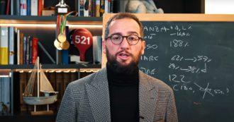 """Alberto Gerli, da """"statistica e amore"""" alla moltiplicazione sbagliata: le performance nei video dell'esperto del Cts (mancato)"""