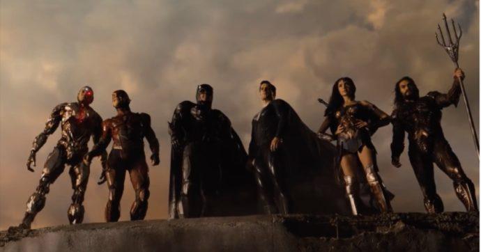 La Justice League di Zack Snyder forse non è quella che tutti i fan volevano, ma è di certo epica