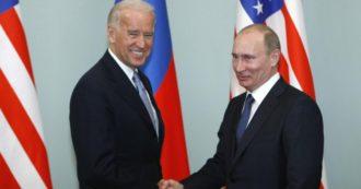 """Biden definisce Putin """"killer"""". Lui replica: """"Chi lo dice sa di esserlo"""". Borrell (Ue): """"C'è una lunga lista di assassinii in Russia"""""""