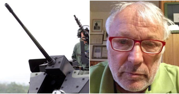 """""""I cannoni dell'Esercito uccidevano i miei conigli, chiusi l'allevamento"""": la guerra (da 30 anni) di Danilo alla Difesa per ottenere i danni"""