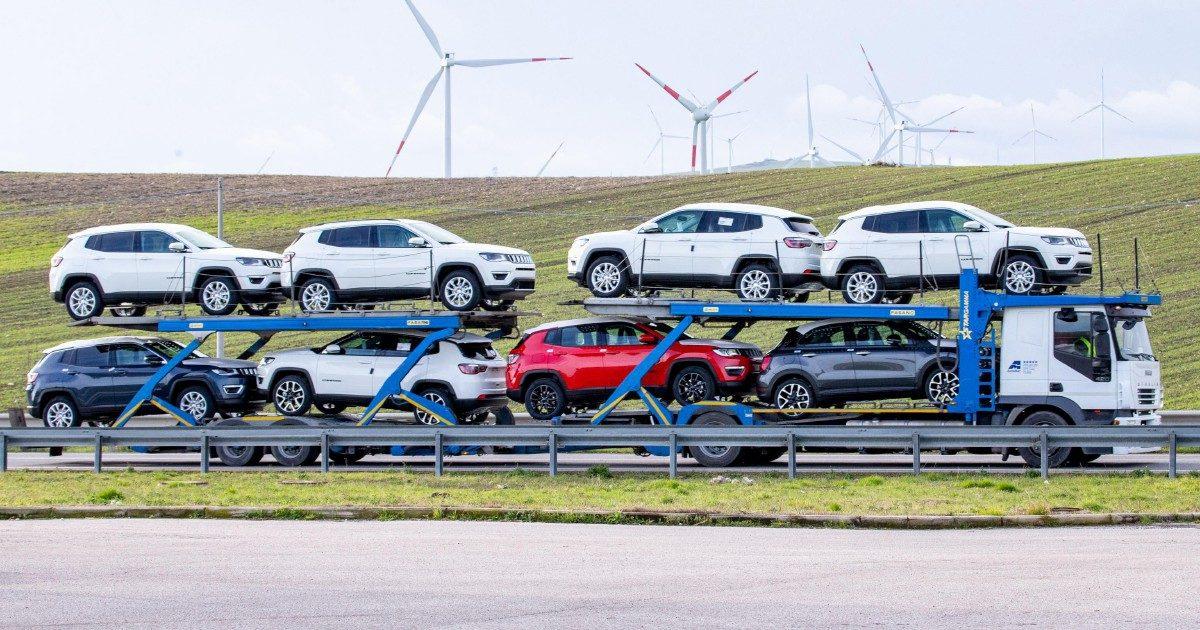 Anche a febbraio il mercato dell'automobile è andato a picco