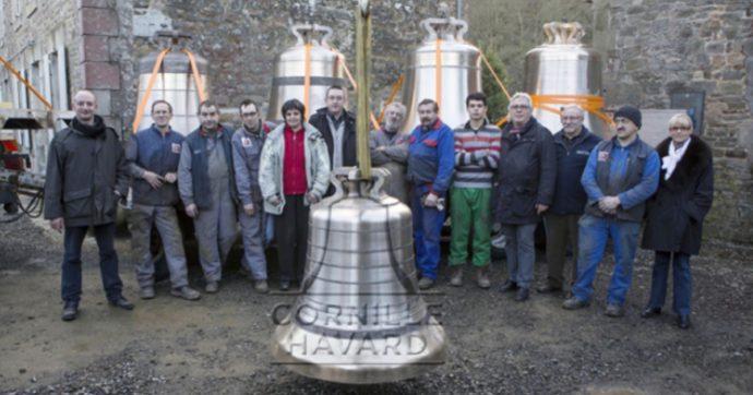 Covid, morto Luigi Bergamo: un bolzanino emigrato in Francia, ha costruito le campane di Notre-Dame a Parigi