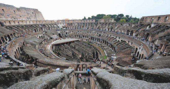 Colosseo, c'è il vincitore del nuovo piano per l'arena. Ma intanto si dimentica tutto il resto